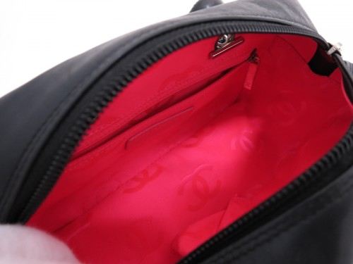 シャネルカンボンボーリングバッグ
